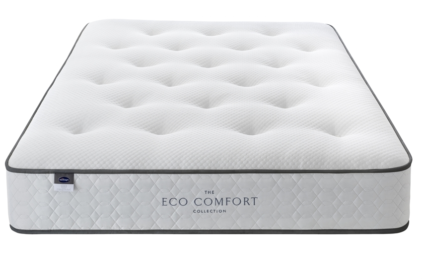 Silentnight Eco Comfort Pocket 1200 Mattress Gemini