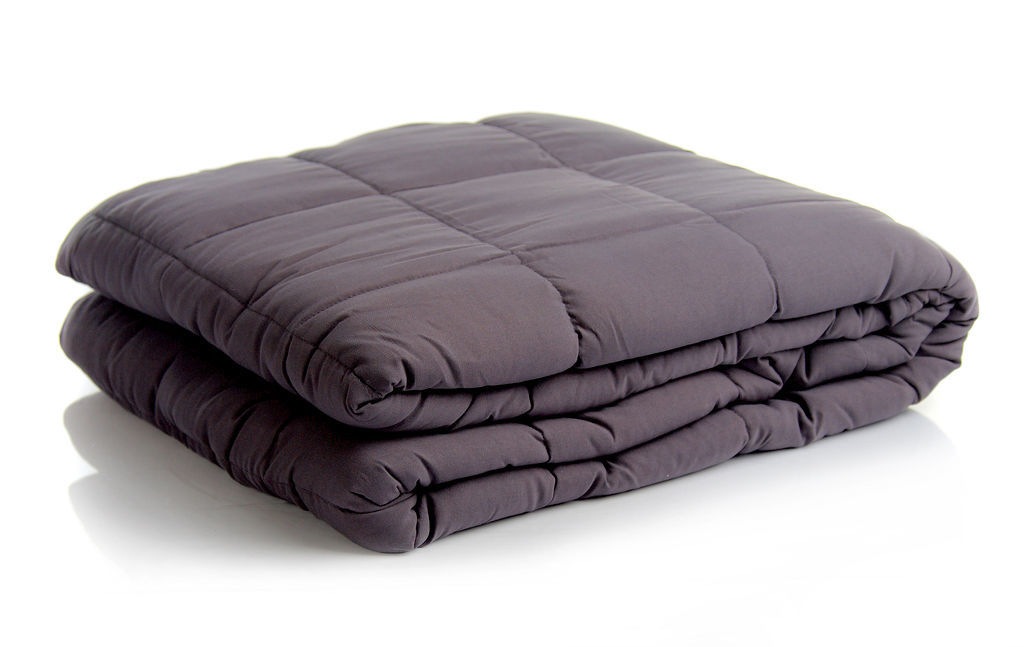 Slumber 7kg Weighted Blanket Charcoal