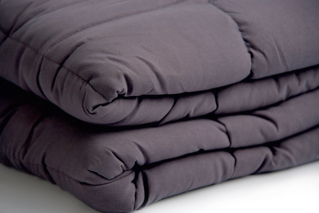 Slumber 9kg Weighted Blanket Charcoal