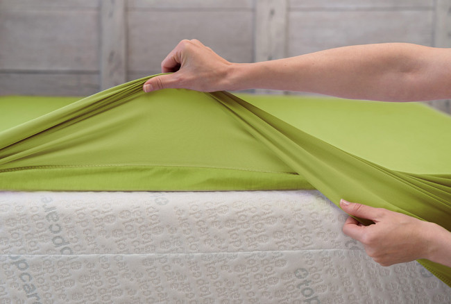 B Sensible Anti-Allergy 2 in 1 Fitted Sheet Protector