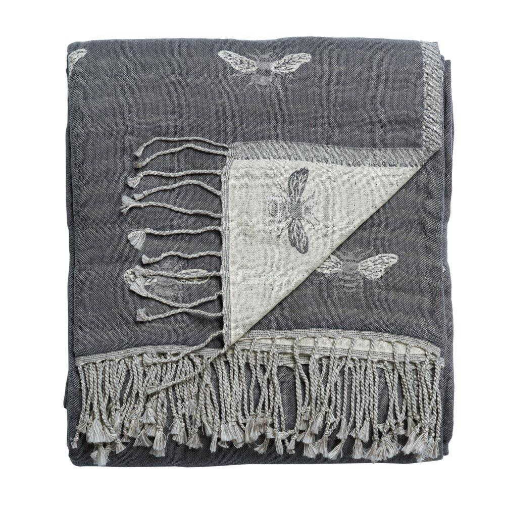 Sophie Allport Bees Throw
