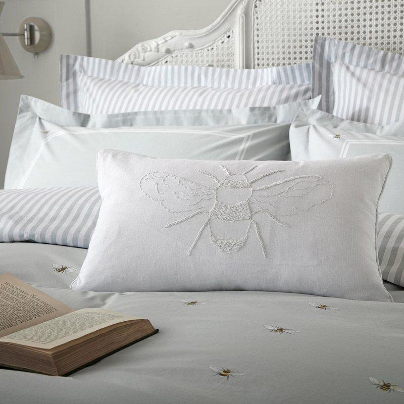 Sophie Allport Bee Feather Filled Cushion