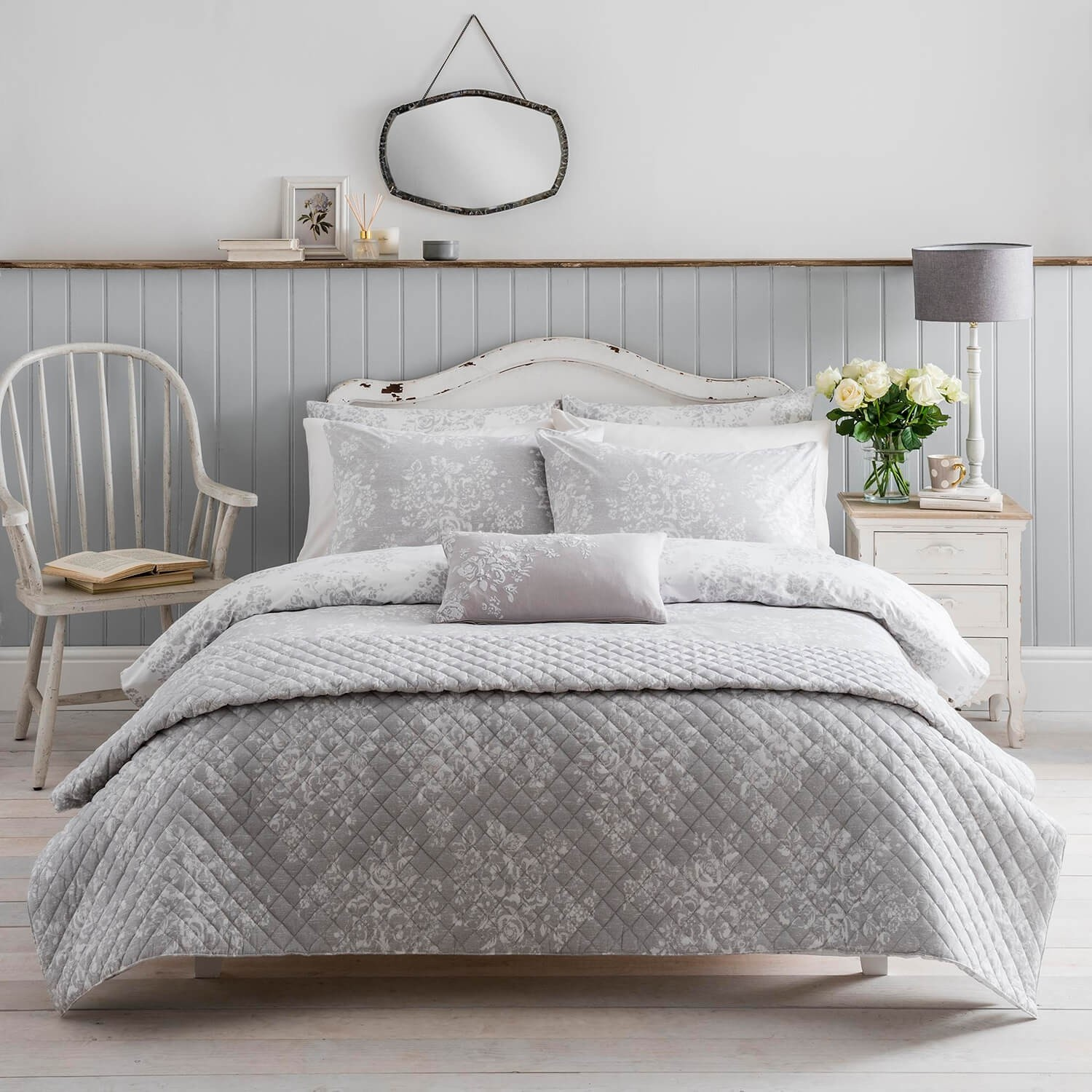 Cath Kidston Washed Rose Bedding