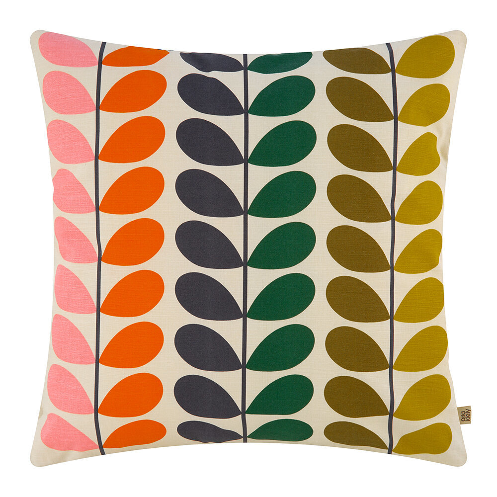 Orla Kiely Cushion Duo Stem Multi 50x50cm