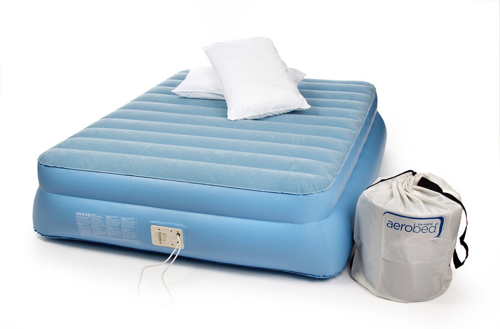 Aerobed Double Raised Airbed