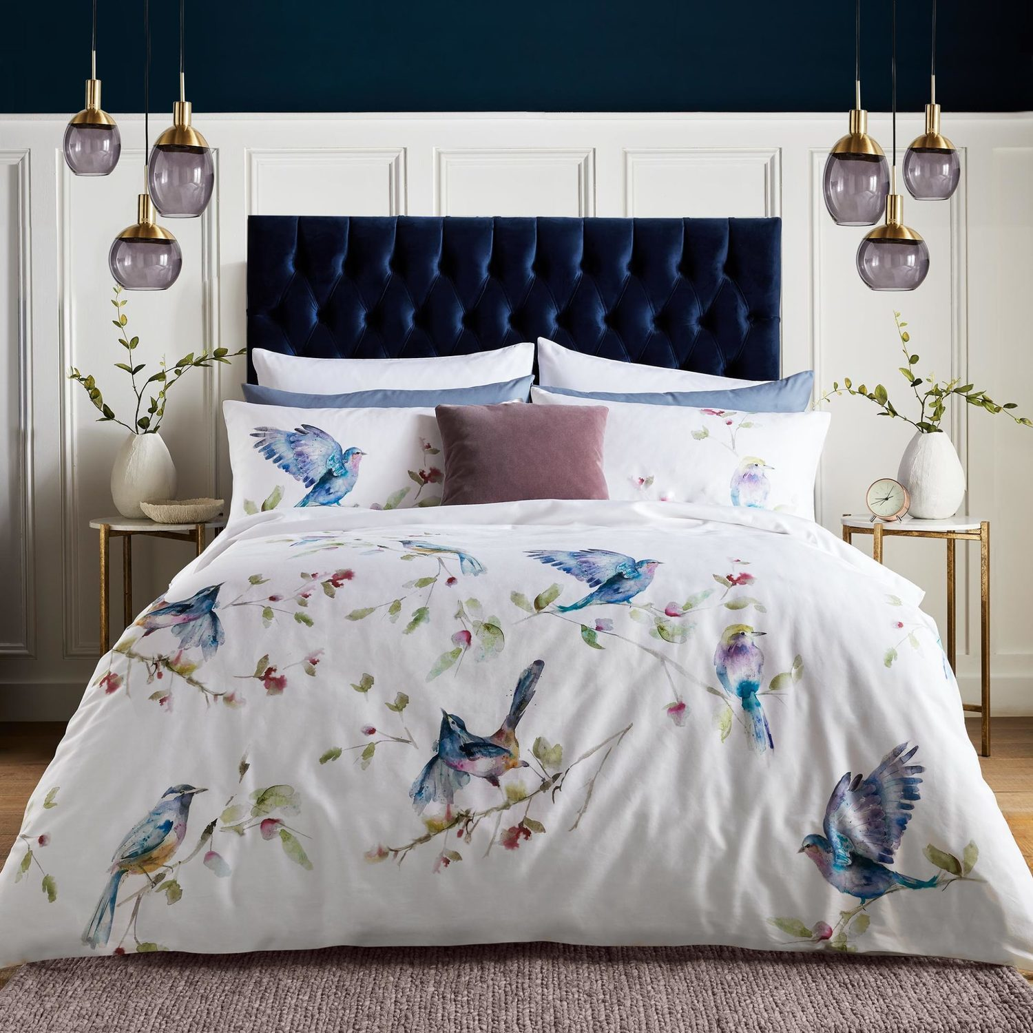 Voyage Maison Spring Flight Duvet Set