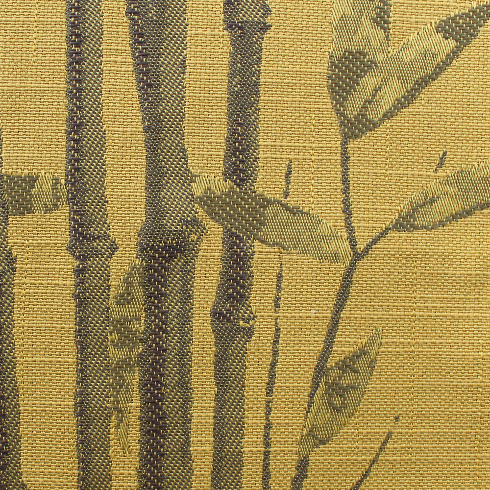 Angel Strawbridge Curtains Bamboo Ochre