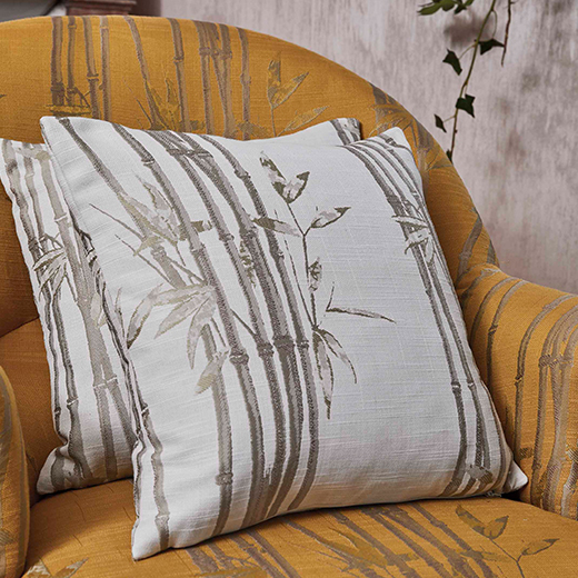 Angel Strawbridge Cushion Bamboo Natural