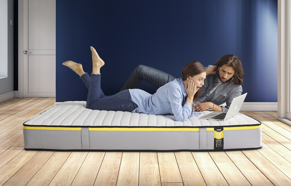 Jay Be Benchmark S5 Hybrid Eco Friendly Mattress