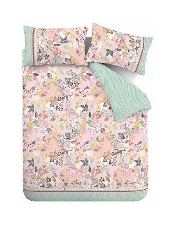 Accessorize Paisley Duvet Cover Set