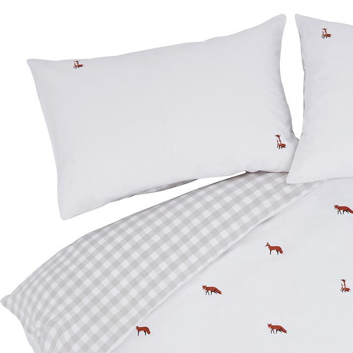 Sophie Allport Foxes Duvet Cover Set