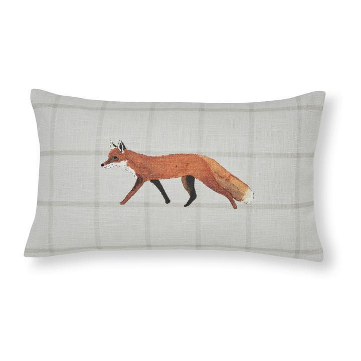 Sophie Allport Foxes Cushion