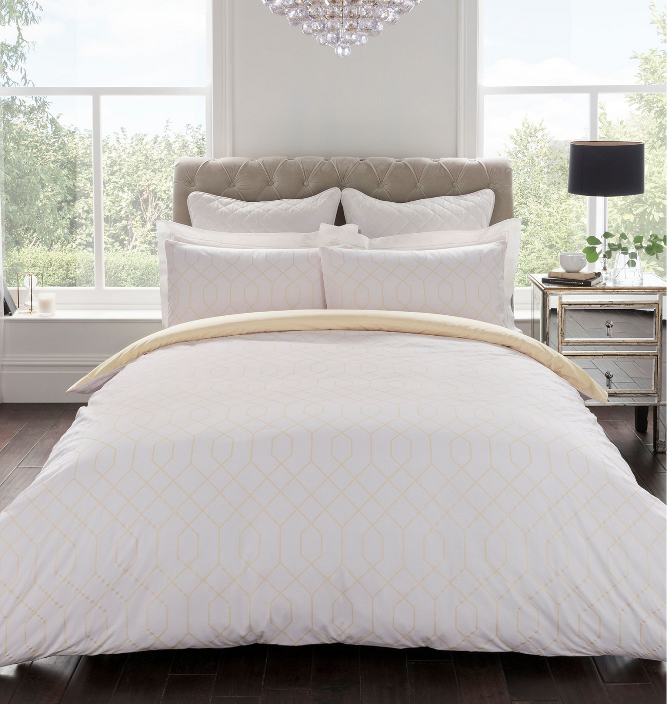 Sam Faiers Thea Duvet Cover Set