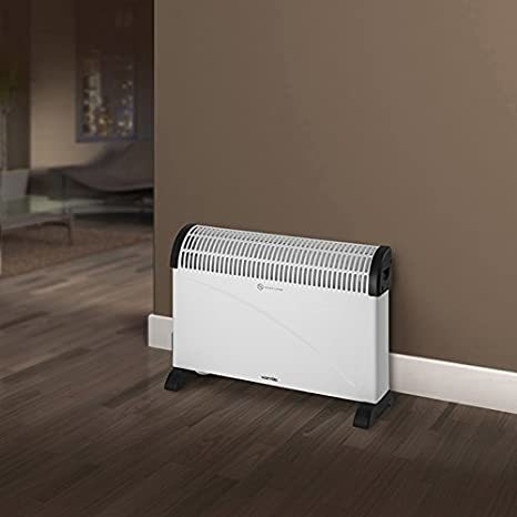 Warmlite 3kW Turbo Convection Heater with Timer WL41006