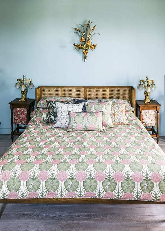 Angel Strawbridge Bedding Set Lily Garden
