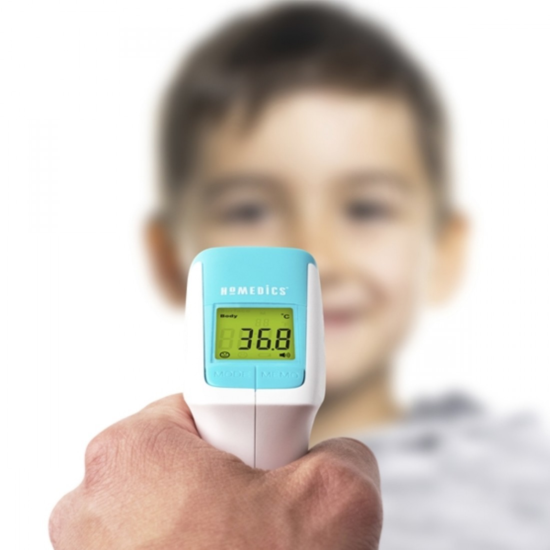 Homedics Contactless Infrared Body Thermometer TE-350-EU