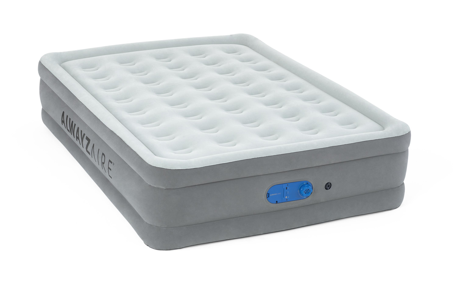 Bestway AlwayzAire Airbed Queen Built-in Dual Pump