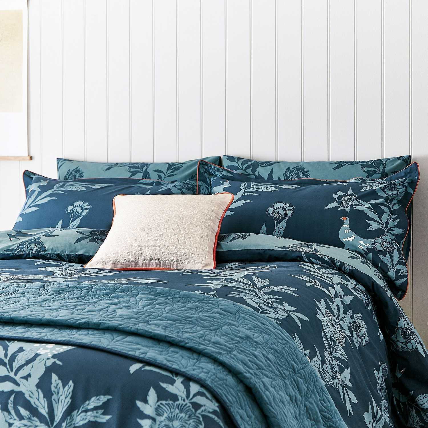 Joules Country Critters Duvet Cover Set