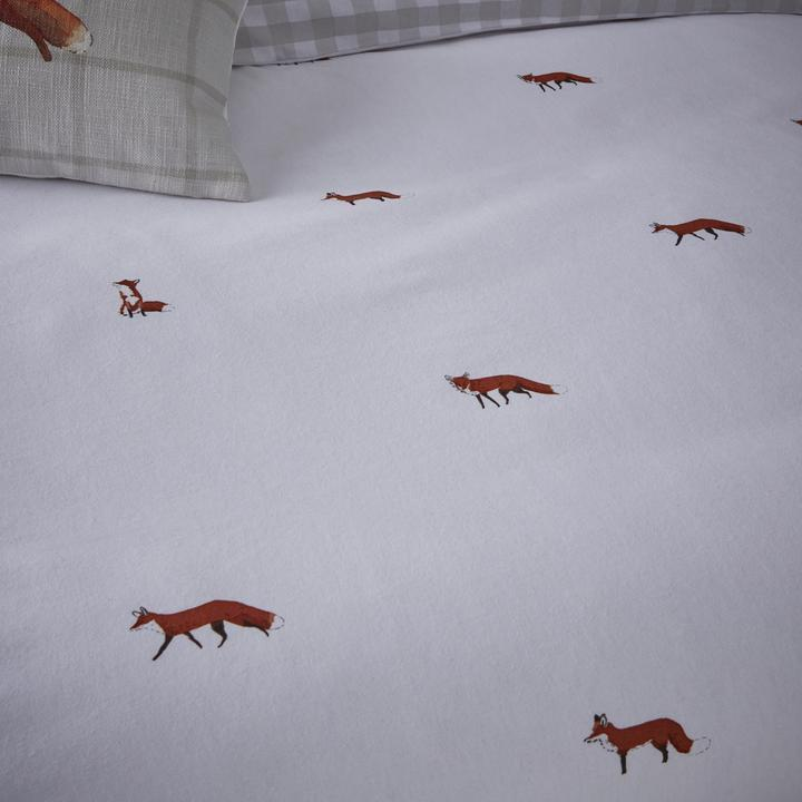 Sophie Allport Foxes Duvet Cover Set Super King