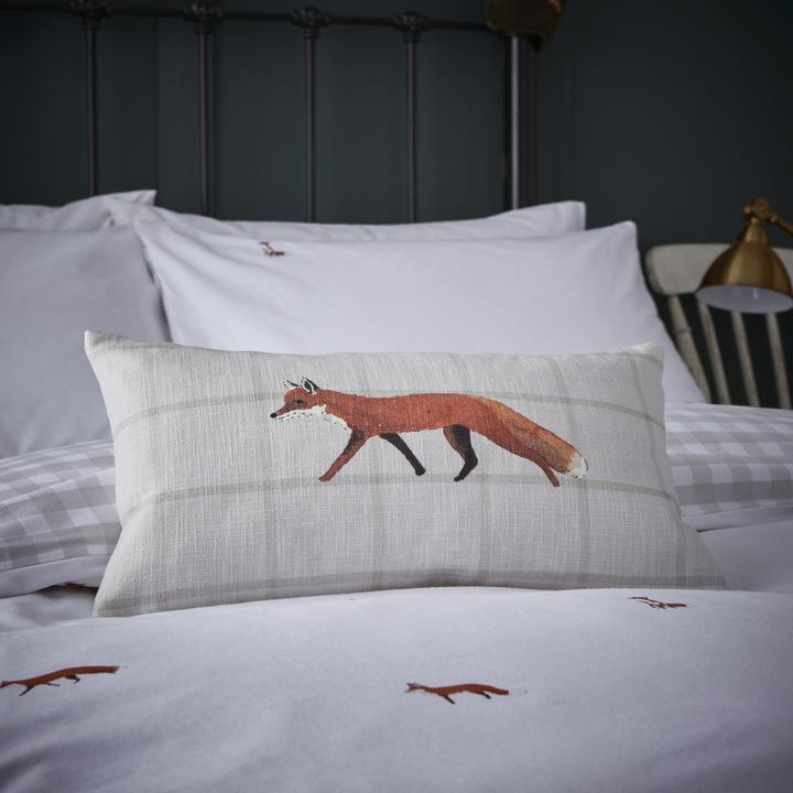 Sophie Allport Foxes Cushion 30x50cm