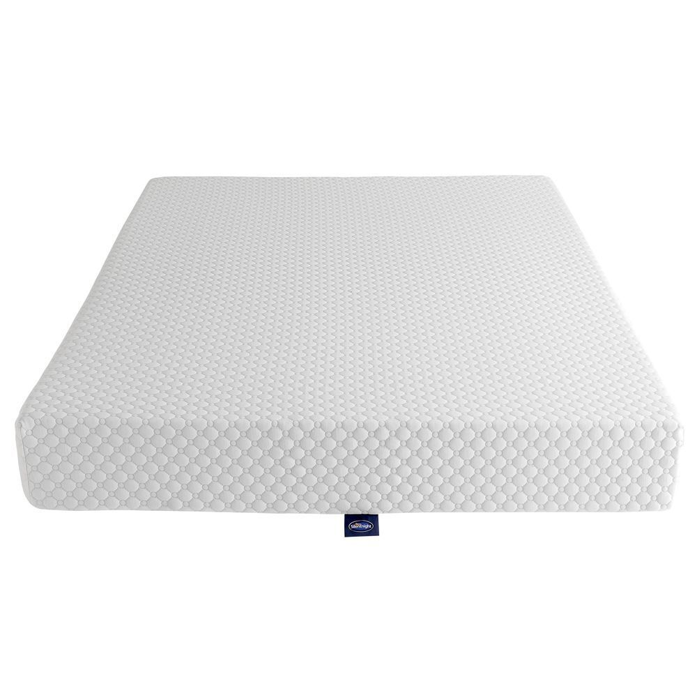 Silentnight 7 Zone Memory Foam Mattress Double