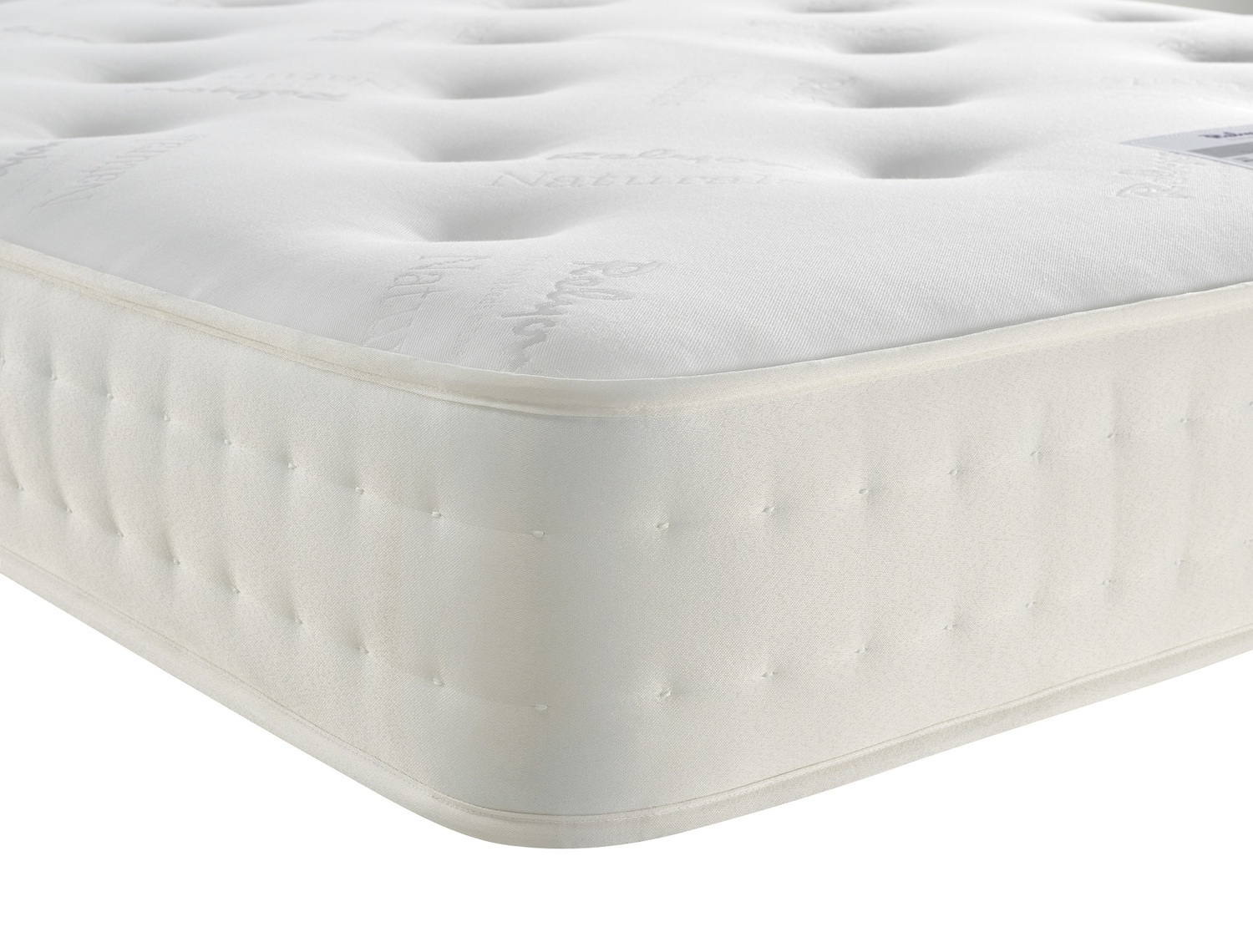 Relyon Classic Natural Deluxe Roll Up Mattress Single