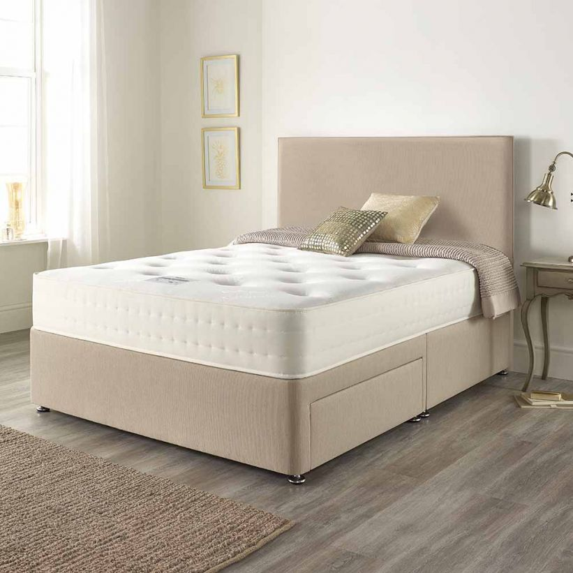 Relyon Classic Natural Superb Roll Up Mattress Single
